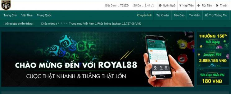 Home page r88vn